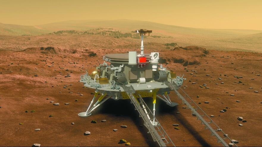中国计划明年发射火星探测器 实现火星着陆探测