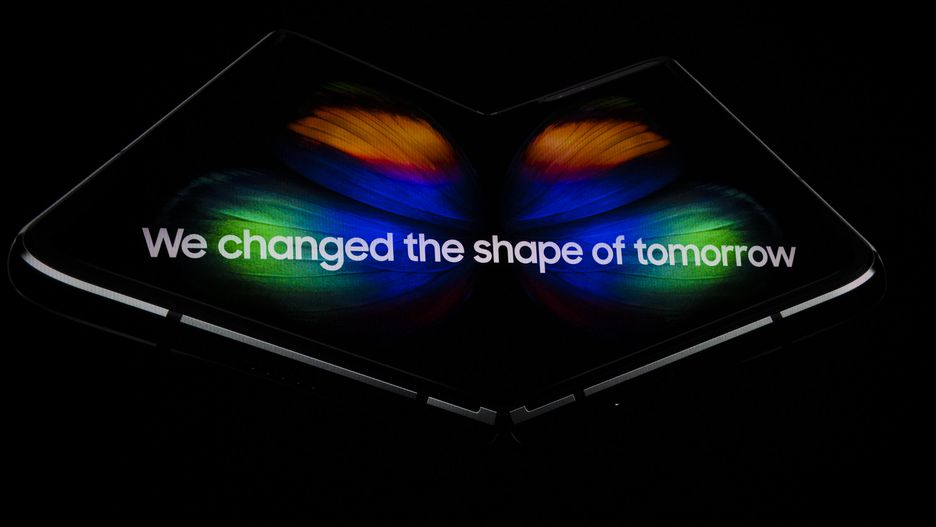 一个现代一个未来 Galaxy S10较Fold相差几何