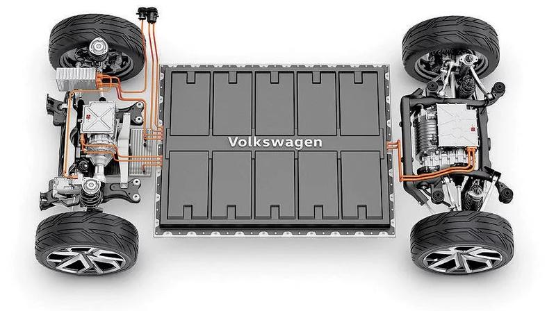 大众发力电池回收项目 年回收量可达1200吨