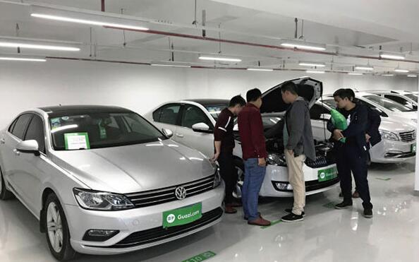 """软银积极投资二手车 中国""""瓜子""""获投15亿美元"""