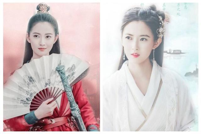 《倚天屠龙记》的赵敏,穿上现代装,瞬间秒变女强人
