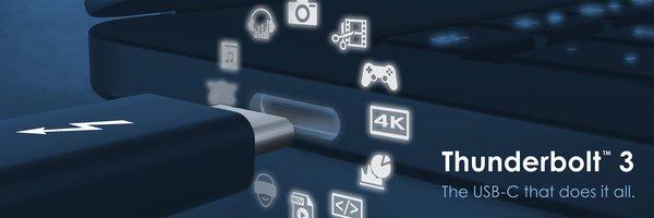 英特尔开放Thunderbolt3协议推进新接口标准普及