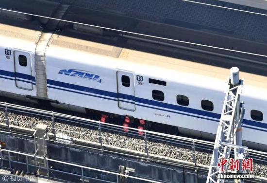 日本新干线司机打瞌睡致列车误点 称突然睡意袭人