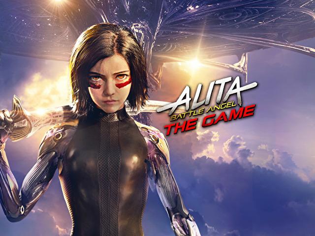电影还在热映 《艾莉塔:战斗天使》手游已推出