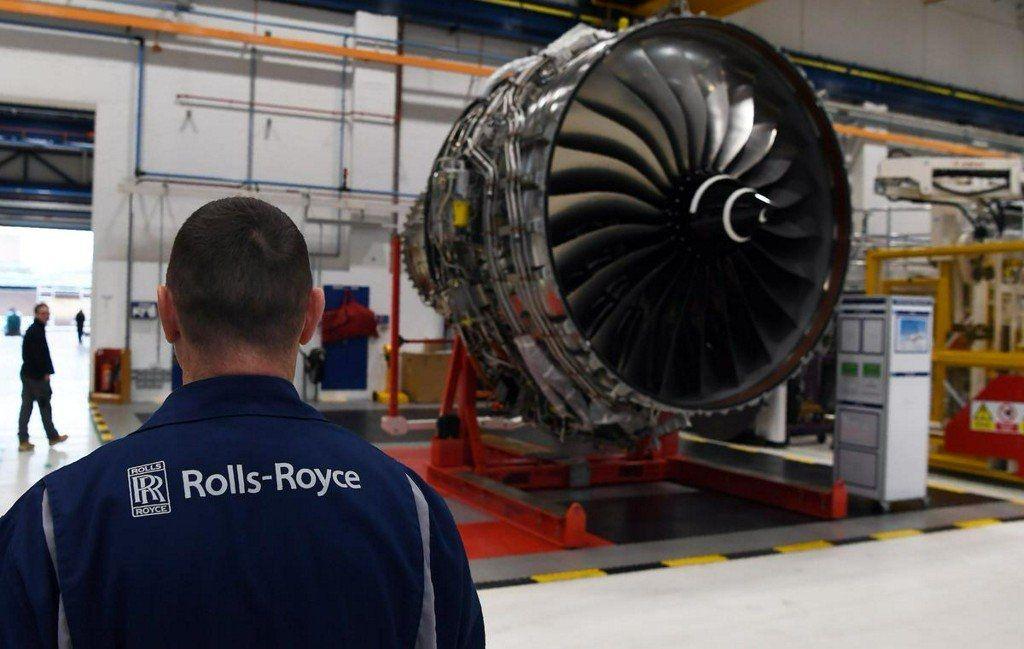 网曝罗尔斯·罗伊斯意欲退出波音新飞机引擎竞争