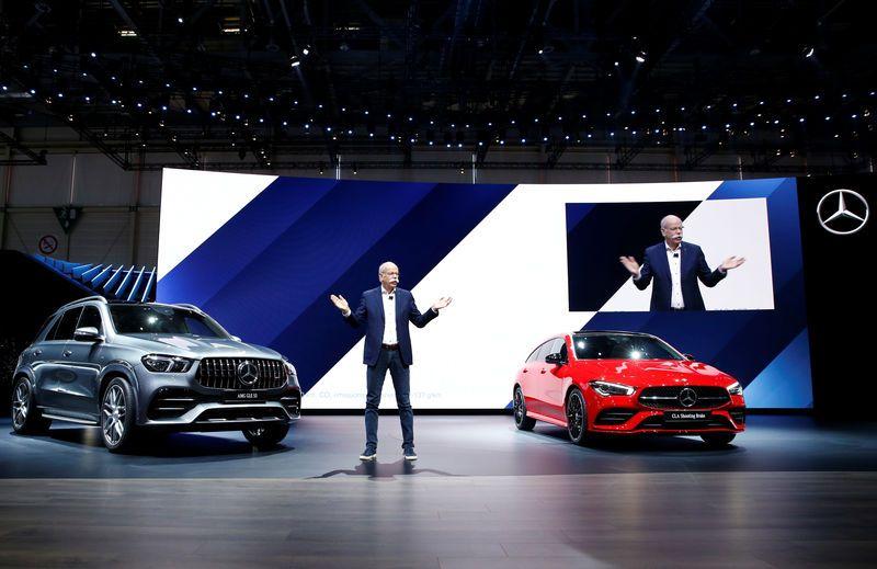戴姆勒愿合作设计电动汽车电池 降低成本
