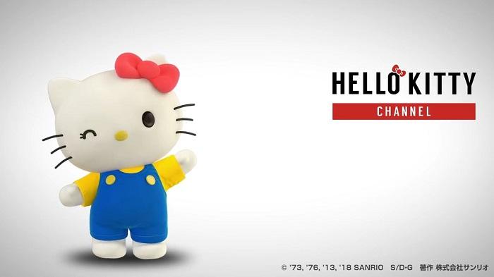 《Hello Kitty》将拍电影 凯蒂猫进军好莱坞