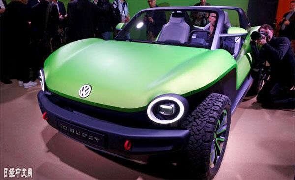 日媒:大众将对外销售纯电动车核心技术