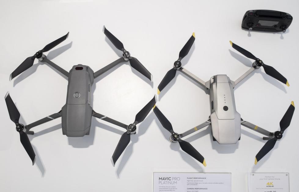 无人机厂商亿航智能或计划今年赴美IPO 有望融资4至5亿美元