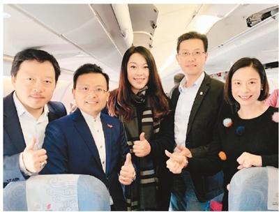 香港代表?#21644;?#28207;人在大湾区发展中收获实实在在的幸福感
