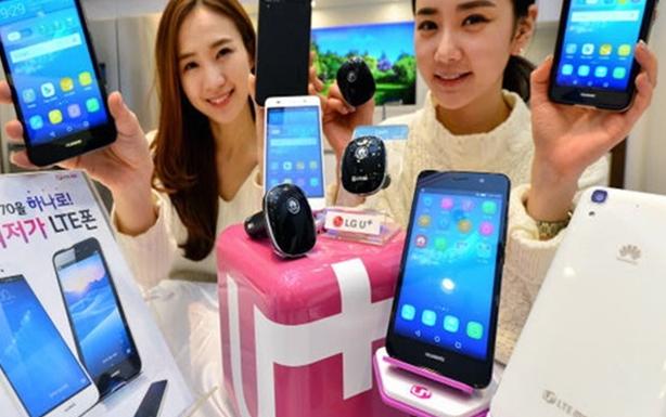 华为帮助LG U+建设5G商业网络 已在韩部署1万个基站