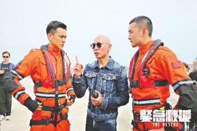 中国首部海上救援大片《紧急救援》揭开面纱