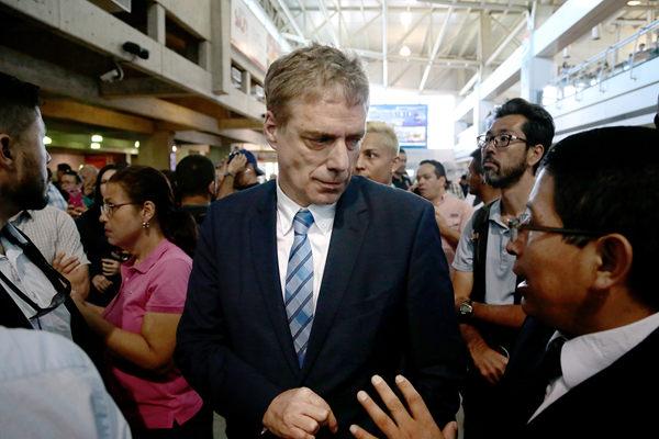 委内瑞拉要求德国驻委大使48小时内离境