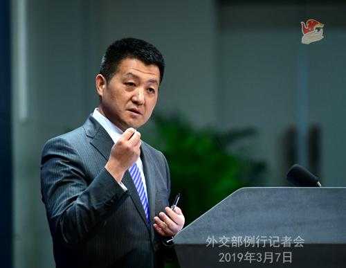 中国外交部副部长孔铉佑与巴基斯坦领导人进行重要会谈  外交部回应