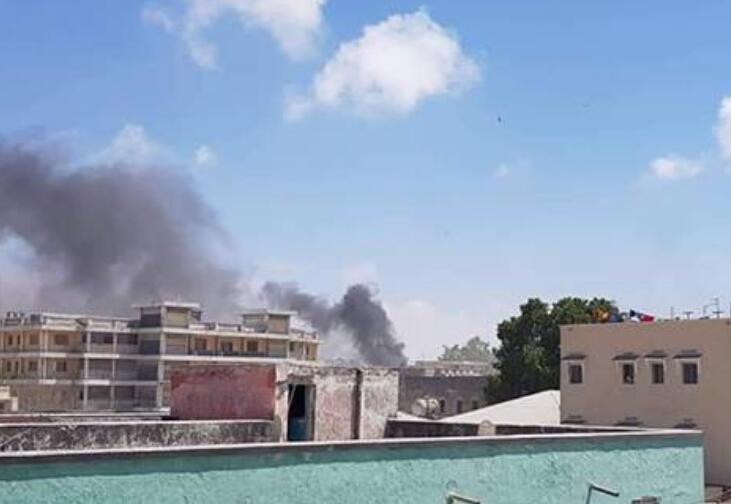 索马里首都摩加迪沙发生爆炸 导致4死5伤