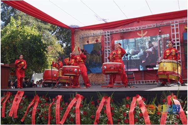 文旅交流|新春庙会暨北京文化和旅游公众推广活动在智利举行