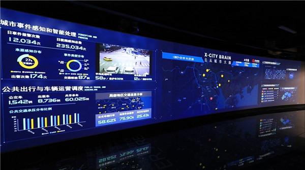 配图1 香江国际科创中心的云从科技X City展厅.jpg