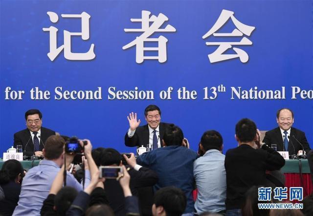 """两会外资话题引外媒关注 美媒为外企立足中国""""支招"""""""