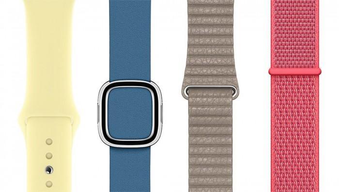 Apple Watch表带供货吃紧 19款春季表带将至