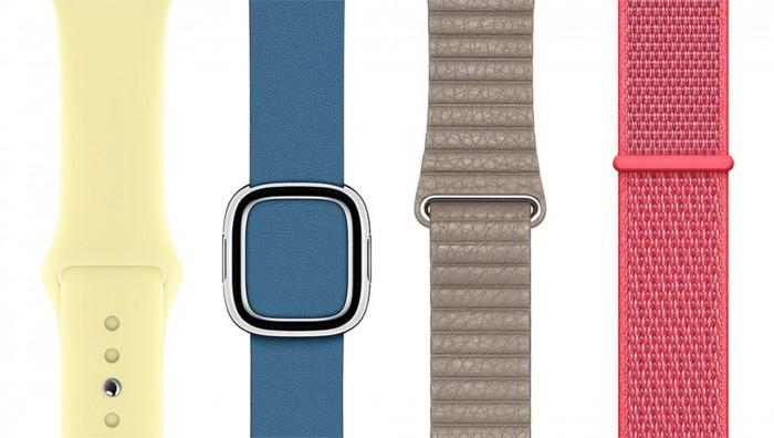 Apple Watch表带供货吃紧 19款春季表带即将到来