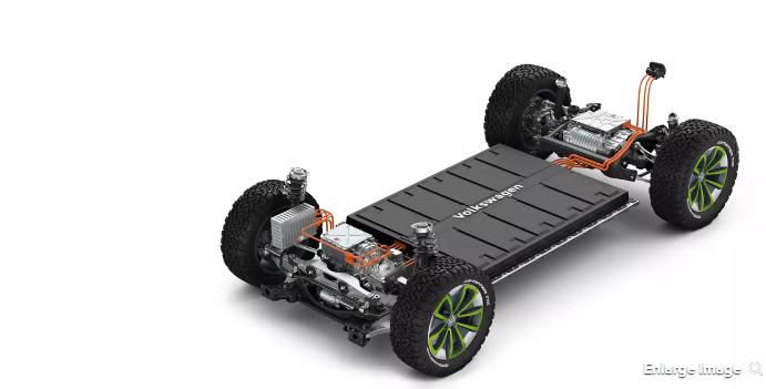 大众将允许其它公司使用其MEB电动汽车平台