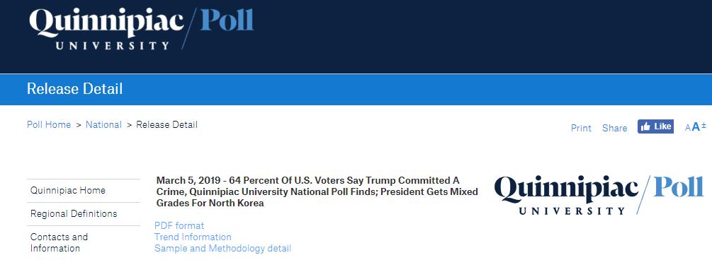 美民调:54%美受访者支持特朗普与金正恩建立密切关系