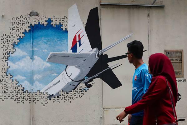 马来西亚纪念马航MH370失联五周年