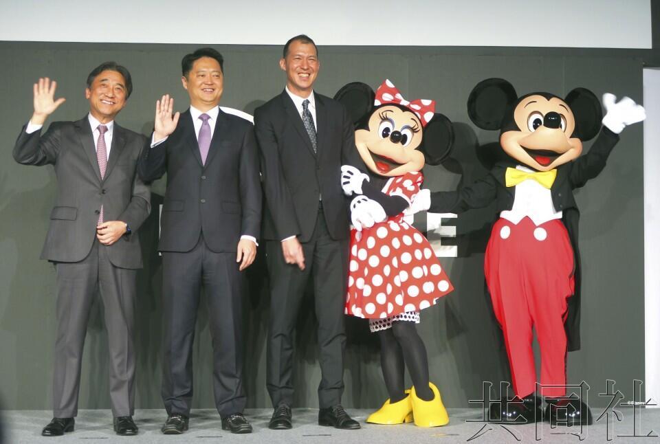 日本都科摩和迪士尼将合作推出在线视频服务