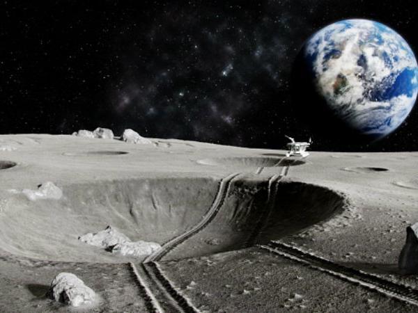 玉兔二号开端探测月球石块 39亿年前的机密或被揭开