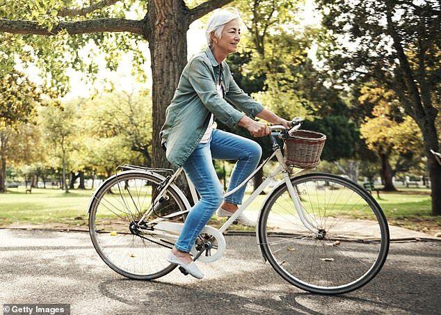 老年人福音:坚持适度运动有助于延年益寿