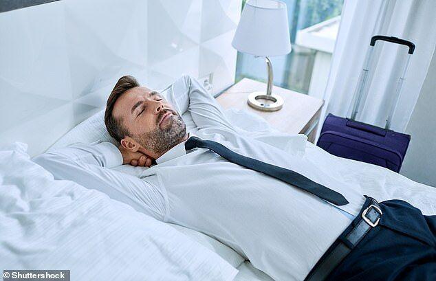 午后小憩好处多 降血压效果堪比药物