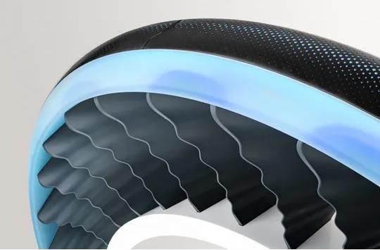 固特异发布新型概念轮胎 用于飞行与自动驾驶汽车