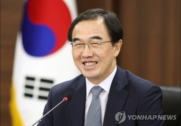 文在寅改组韩国内阁 负责朝鲜事务统一部长换人