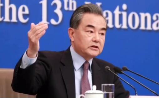 【两会VLOG】凭实力圈粉的王毅国委,处处彰显大国风范