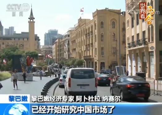 【世界看两会】黎巴嫩专家:望中国发展带来更多机会