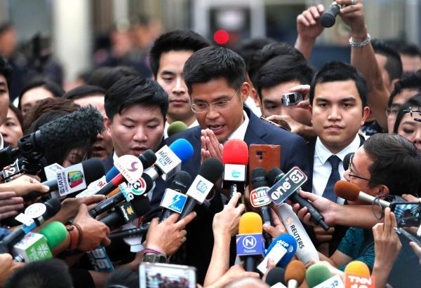 """被解散的泰护国党拟采取""""不投""""策略,鼓励选民不投给任何党"""