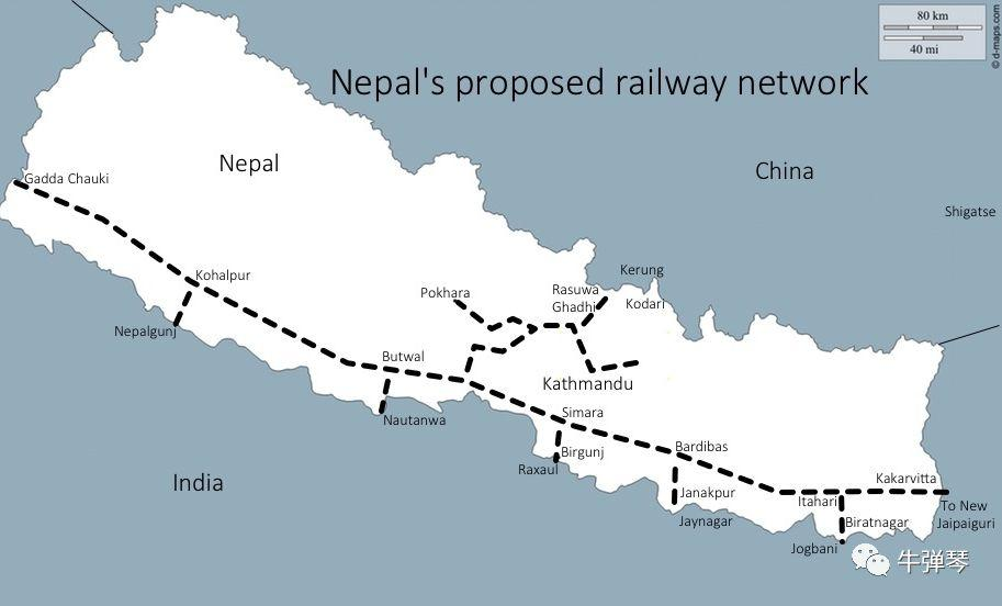 一个重大变化的开始!这些国家铁路要采用中国