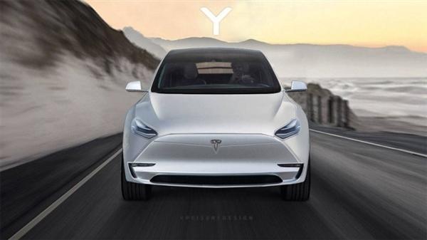 特斯拉全新入门SUV要火:Model Y下周四将发布