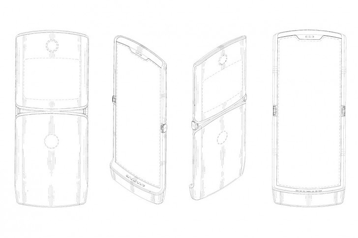摩托罗拉RAZR可折叠手机功能曝光:外屏功能丰富