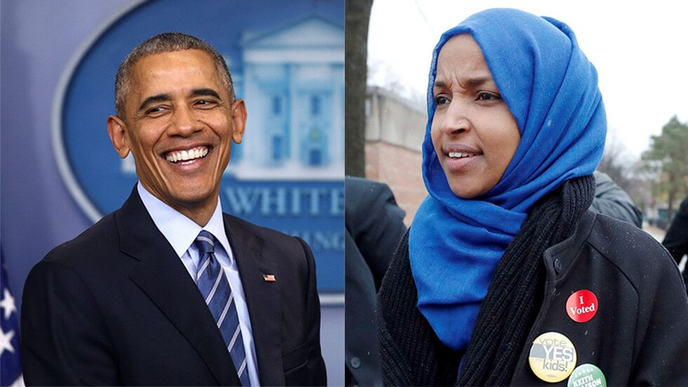 """奥马尔指责奥巴马:躲在""""漂亮的脸蛋和微笑""""后的""""凶手"""""""