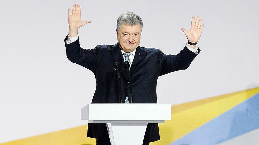 俄媒:波罗申科准备逃离乌克兰