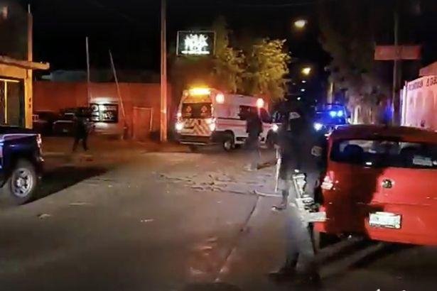 墨西哥一夜总会发生大规模枪击15人死,枪手向人群扫射场面血腥