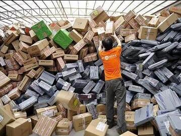 國家郵政局設監督郵箱 快遞過度包裝可發電郵舉報