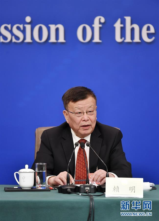 赖明:提高提案质量要从四方面入手