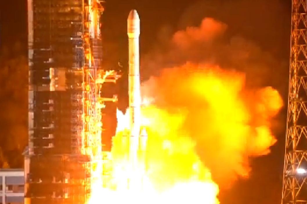 我国航天迎来重要历史节点 长征火箭实现300次发射