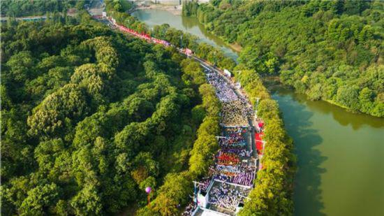 东莞贵州商会组织开展义务植树活动