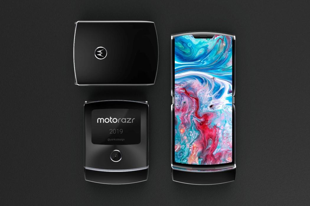 外媒爆料称摩托罗拉可折叠手机的副屏功能将受限