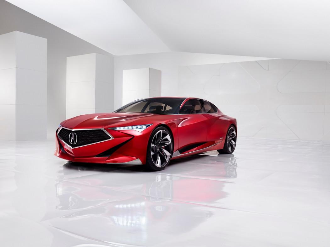 传讴歌酝酿全新旗舰轿车 概念车将于8月公布