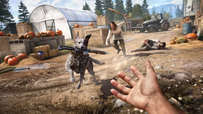 哪些电子游戏中能养狗?#31185;?#33897;推特账号走红网络