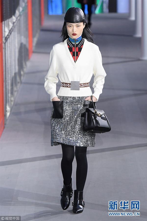2019秋冬巴黎时装周:Louis Vuitton 品牌秀场